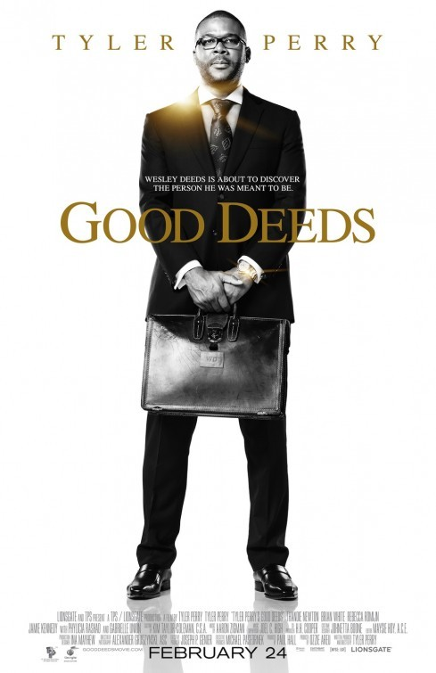 Good Deeds: teaser poster USA