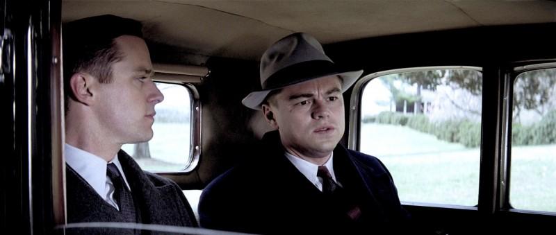 J.Edgar: Leonardo DiCaprio e Armie Hammer interpretano Hoover e Tolson