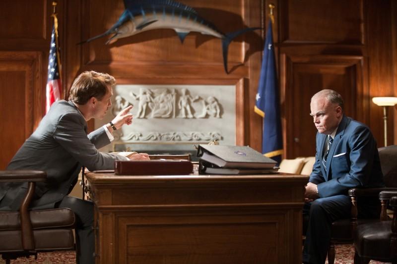 J.Edgar: Leonardo DiCaprio e Jeffrey Donovan interpretano Hoover e Bob Kennedy