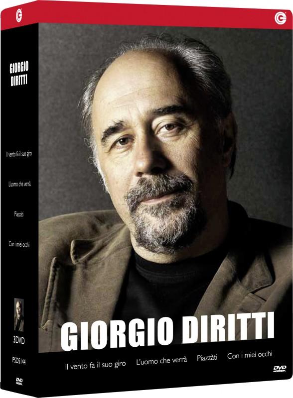 La copertina di Collezione Giorgio Diritti (dvd)