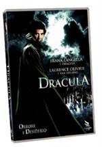 La copertina di Dracula (dvd)
