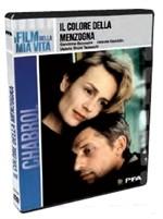 La copertina di Il colore della menzogna (dvd)
