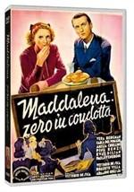 La copertina di Maddalena, zero in condotta (dvd)