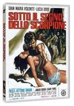 La copertina di Sotto il segno dello scorpione (dvd)