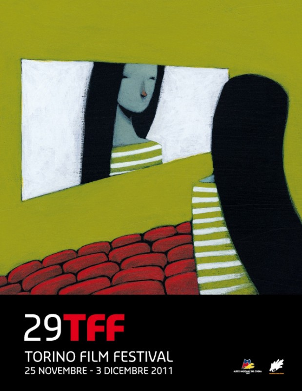 La locandina del 29° Torino Film Festival