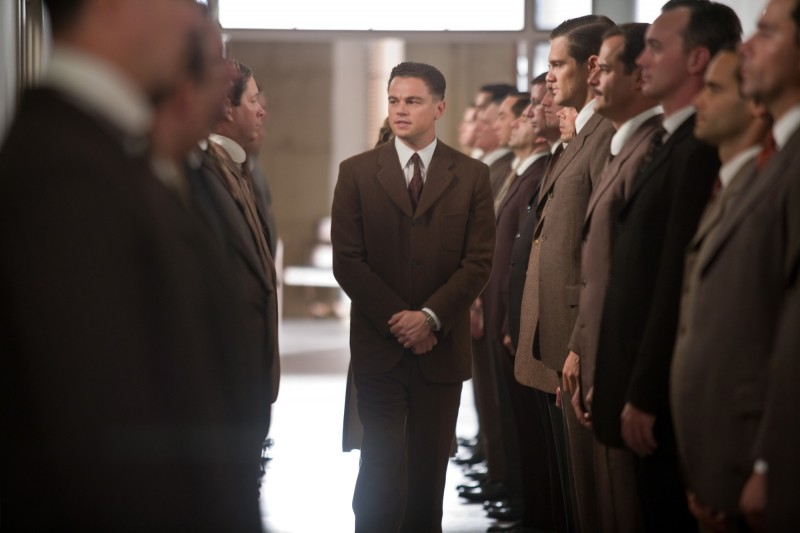 Leonardo DiCaprio in una immagine di J.Edgar di Clint Eastwood