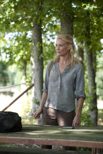 The Walking Dead: Laurie Holden nell'episodio La rosa di Cherokee