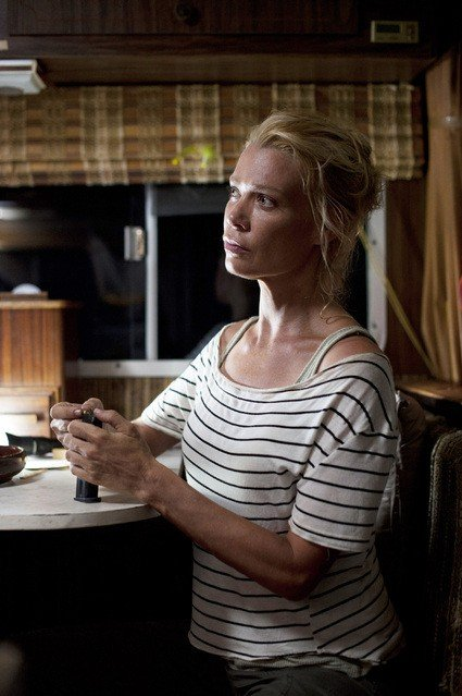 The Walking Dead: Laurie Holden nell'episodio Sopravvivere