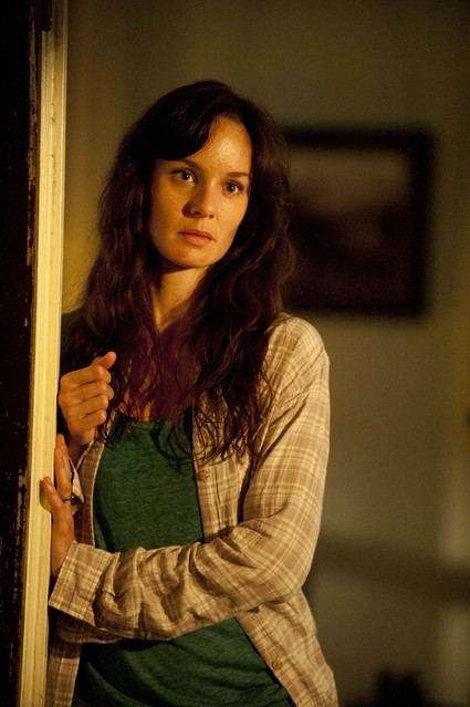 The Walking Dead: Sarah Wayne Callies nell'episodio La rosa di Cherokee
