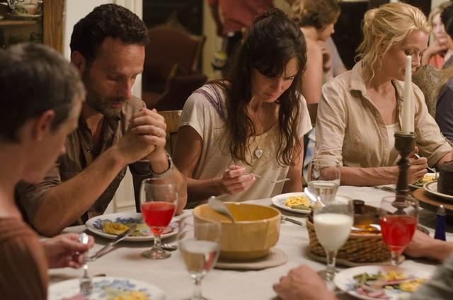 The Walking Dead: un momento dell'episodio Chupacabra