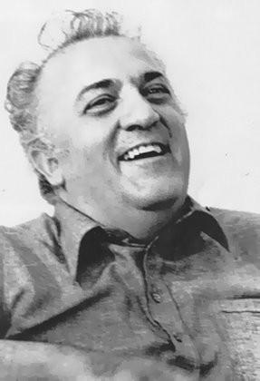 Una foto di Federico Fellini