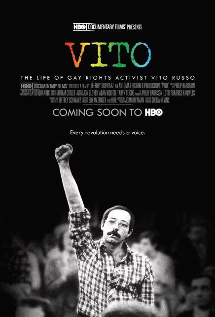 Vito: la locandina del film