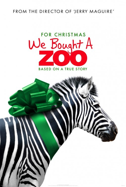 We Bought a Zoo: nuovo teaser poster