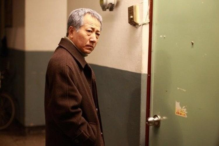 A confession: Kwon Hyeok-Pung in una scena del film