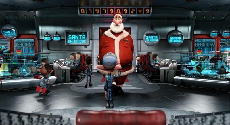 Arthur Christmas, figlio di Babbo Natale fra tradizione e nuove tecnologie