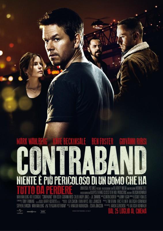 Contraband: ecco la locandina italiana