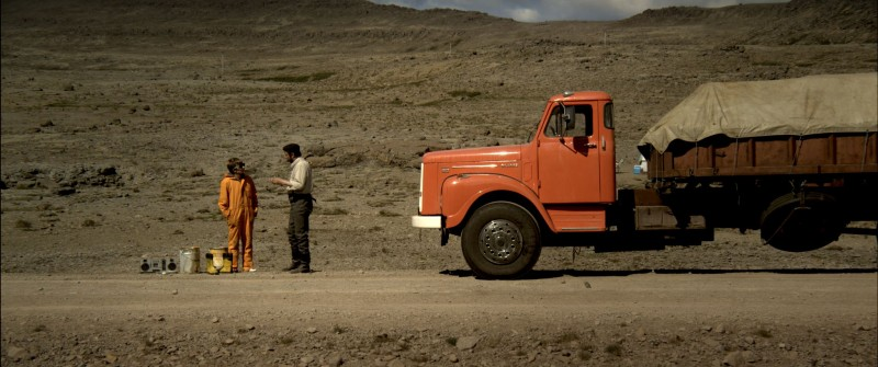 Either Way: una scena del bizzarro film islandese diretto da Hafsteinn Gunnar Sigurdsson