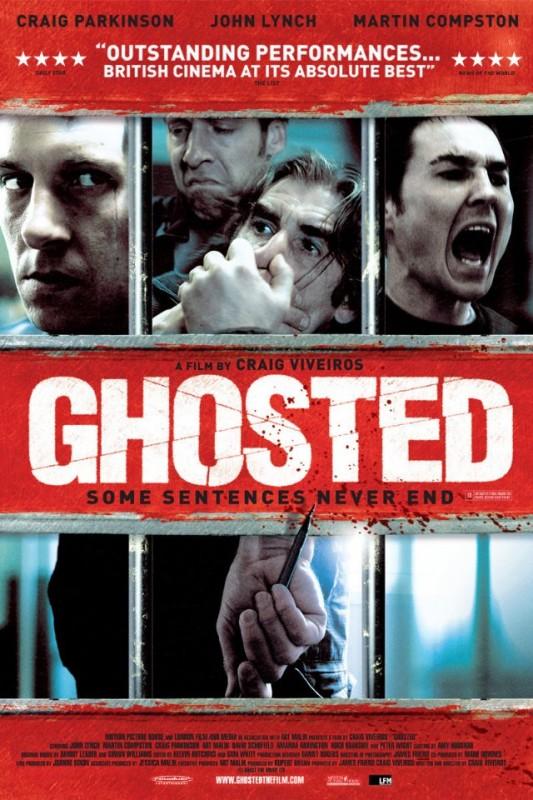 Ghosted: la locandina del film