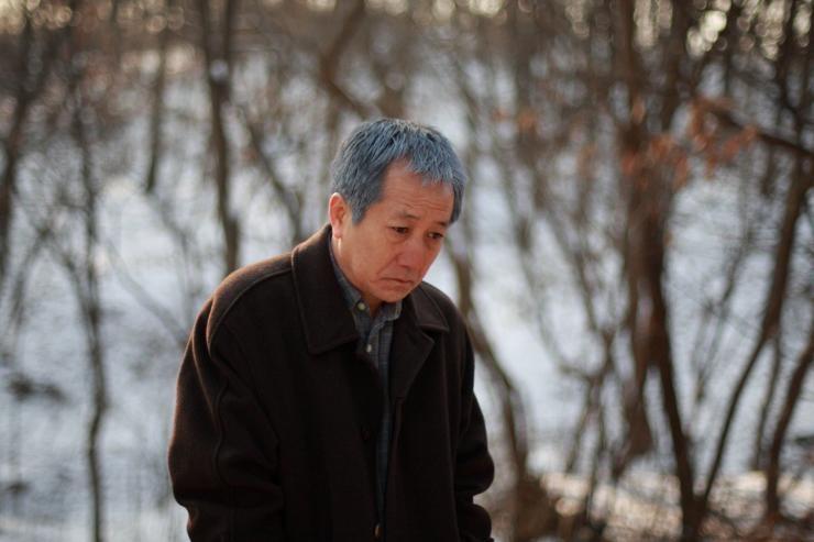 Kwon Hyeok-Pung in una scena del film A confession