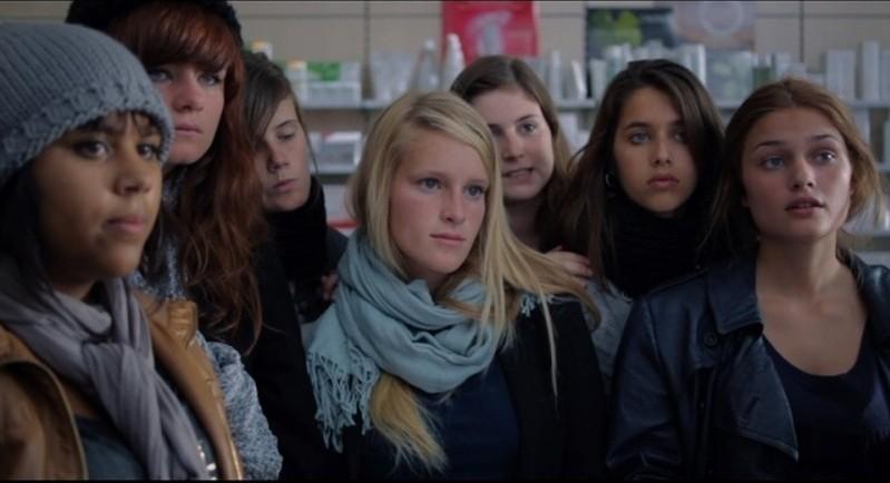 17 ragazze: un'immagine tratta dal film diretto da Delphine e Muriel Coulin