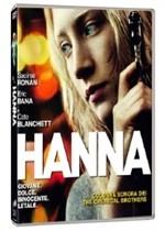 La copertina di Hanna (dvd)