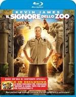 La copertina di Il signore dello zoo (blu-ray)
