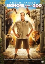 La copertina di Il signore dello zoo (dvd)