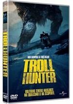 La copertina di Trollhunter (dvd)