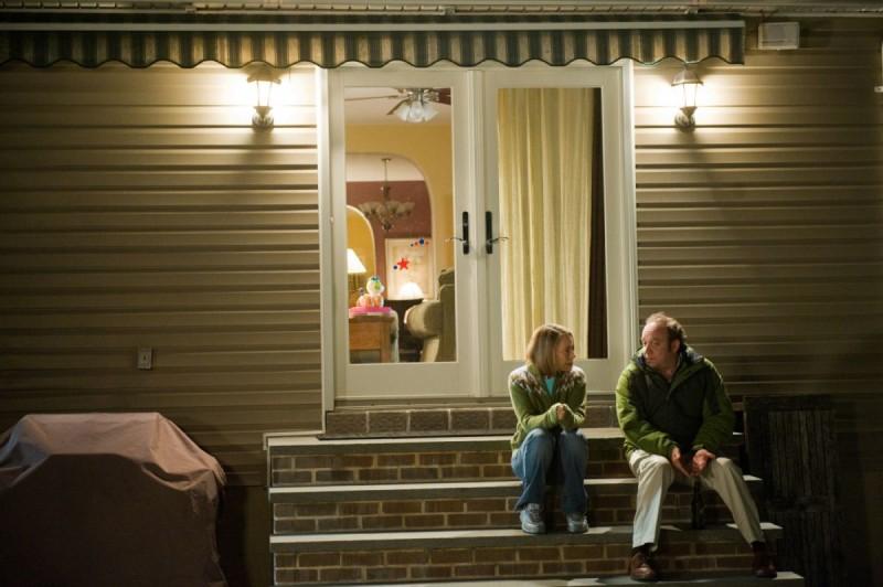 Paul Giamatti insieme a Amy Ryan nel film Mosse Vincenti