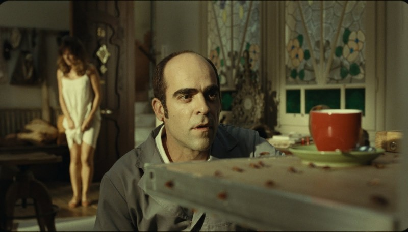 Sleep Tight: Luis Tosar in un'inquietante scena del film