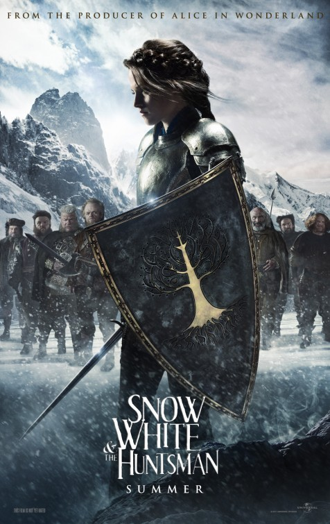 Snow White and the Huntsman: Character Poster 2 per Kristen Stewart