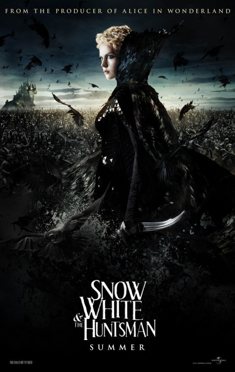 Snow White and the Huntsman: Character Poster per Charlize Theron