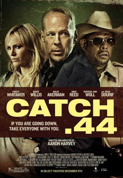 Catch.44: ecco la nuova locandina