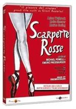 La copertina di Scarpette rosse (dvd)