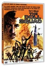 La copertina di The Doll Squad (dvd)