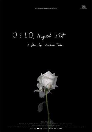 Oslo, 31. august: la locandina del film