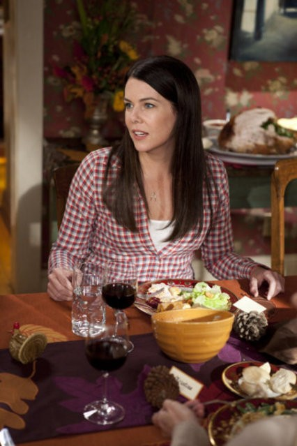 Parenthood: Lauren Graham nell'episodio Happy Thanksgiving