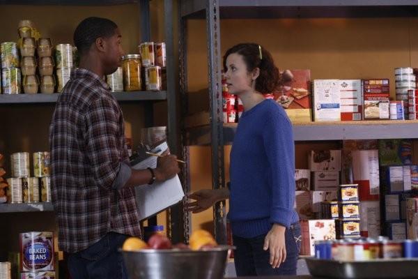Parenthood: Michael B. Jordan e Sarah Ramos nell'episodio Seven Names