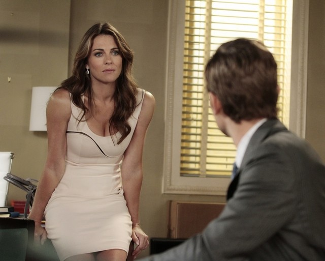 Gossip Girl: Elizabeth Hurley e Chace Crawford nell'episodio The Jewel Of Denial