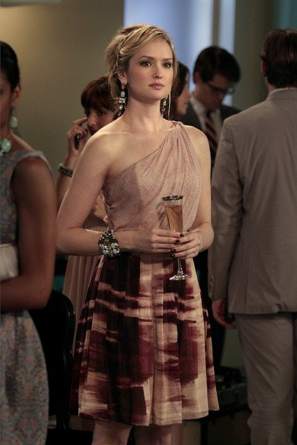Gossip Girl: Kaylee DeFer nell'episodio All the Pretty Sources