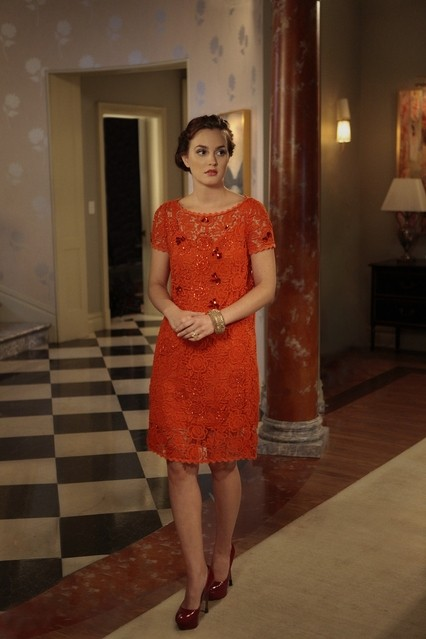 Gossip Girl: Leighton Meester nell'episodio I Am Number Nine