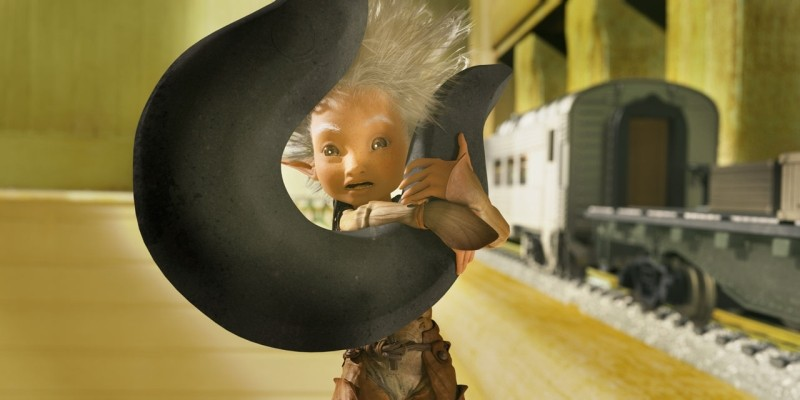 Arthur in una scena del film di animazione Arthur 3: La guerra dei due mondi