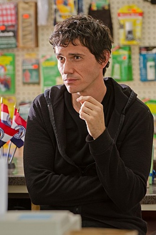 Christian Carmago (Brian) in una scena dell'episodio Nebraska