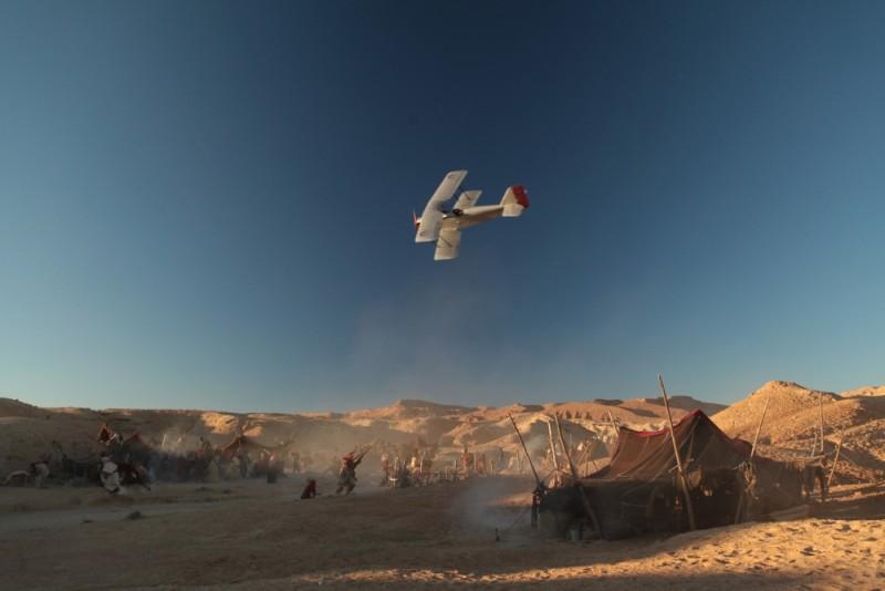 Il principe del deserto: una scena del film