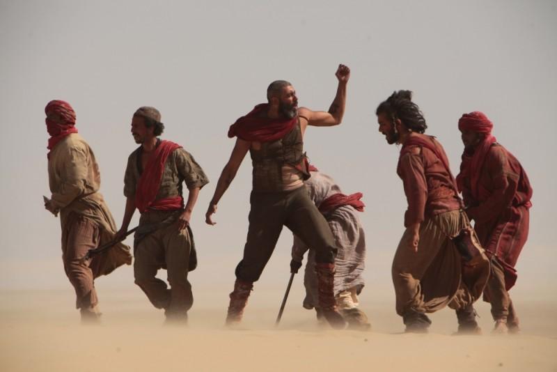 Il principe del deserto: una scena del film diretto da Jean-Jacques Annaud