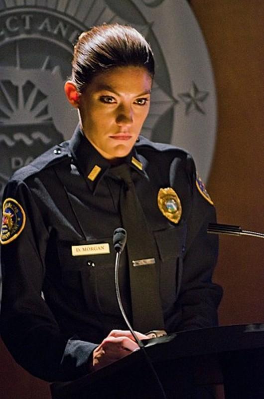 Jennifer Carpenter in un'immagine tratta dall'episodio Nebraska