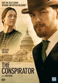 La copertina di The Conspirator (dvd)