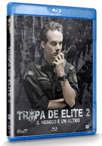La copertina di Tropa de Elite 2 - Il nemico è un altro (blu-ray)