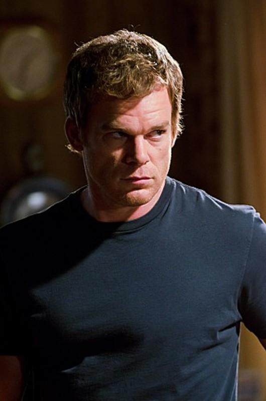 Michael C. Hall in un'immagine tratta dall'episodio Nebraska