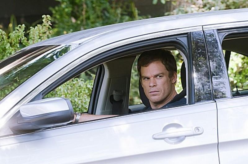 Michael C. Hall nell'episodio Nebraska